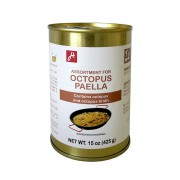 Sortiment für Paella de Pulpo Kochen - Tintenfisch