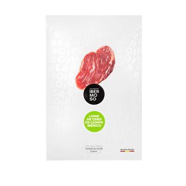 Cebo de Campo 50% Iberischer Schweinelende Aufschnitt