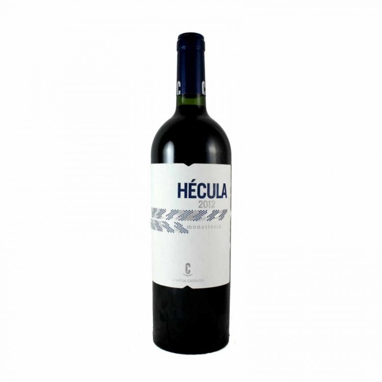 Rotwein Hecula (2012) Rotwein. Yecla