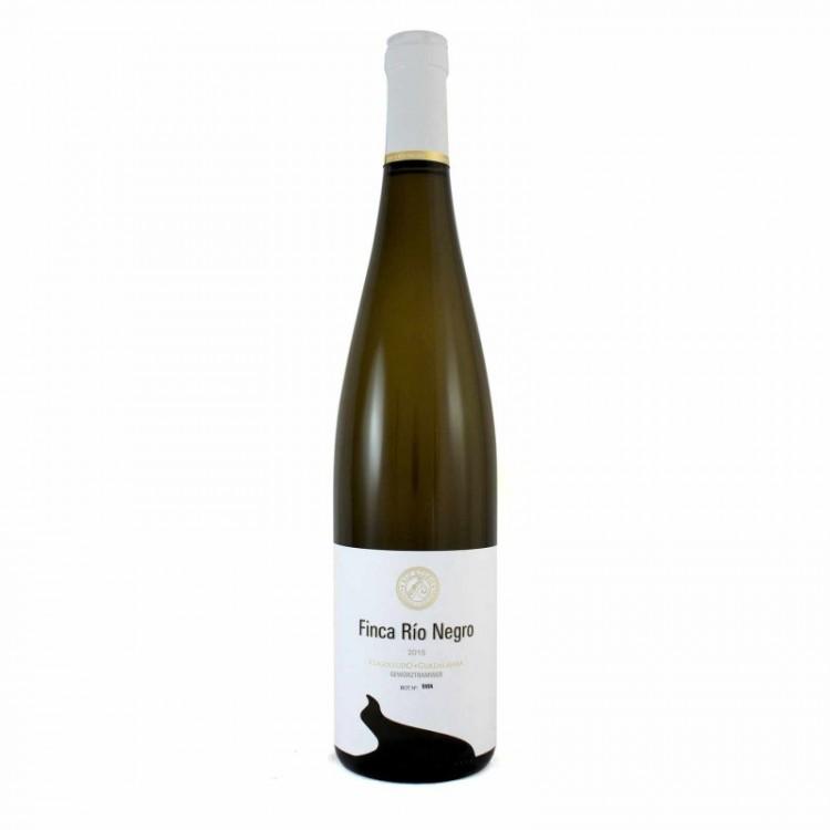 Weißwein Finca Rio Negro (2014) Gewürztraminer Kastilien La Mancha